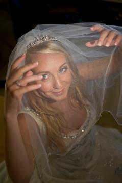 Haz British Bride in Mauritius