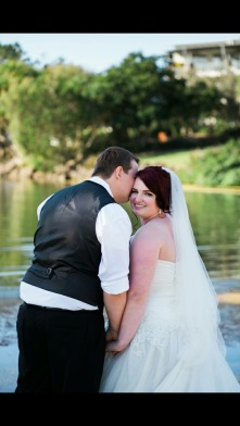 Mel& Stacey Wedding at Novotel Twin Waters