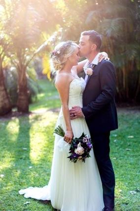 Hana& Darcy Wedding