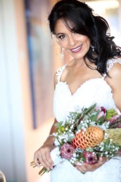 Bride Hair and Makeup Sunshine Coast